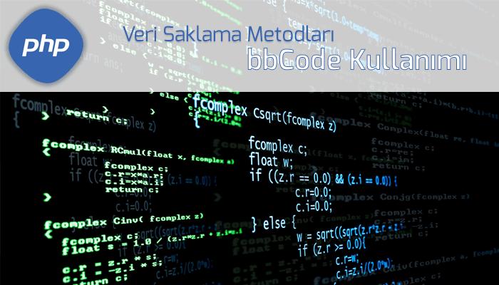 bbCode Kullanımı